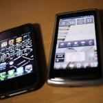 【mį】XPERIAとiPhone4の2台持ち