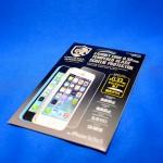 【mį】CRYSTAL ARMOR ラウンドエッジ強化ガラス 液晶保護フィルム for iPhone5s/5c/5 API-CAR004