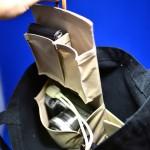 【mį】デルサット バッグインバッグでバッグ内ガジェット整理
