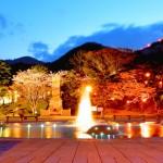 【mį】函館公園でHDRテスト
