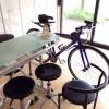 【mį】自転車トレーニングローラー