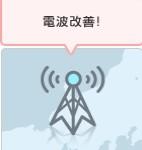 【mį】SoftBank 電波改善フォーム