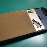 【mį】flux PIT-Mobile for iPhone5 Sinji Pouch Basic2 でiPhoneをお財布化