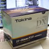 【mį】Tokina AT-X 116 PRO DX Ⅱ 11 ~ 16mm F2.8(IF) ASPHERICALを買った