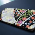 【mį】iPhone用着物ケース