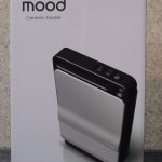 【mį】mood 人感センサー付き セラミックヒーター MOD-CH1301 トイレ用ヒーター
