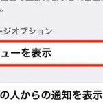 【mį】iPhoneらくらくホン化計画第三段