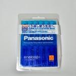 【mį】Panasonic eneloop 単3形 12本パック(スタンダードモデル) BK-3MCC/12を追加