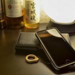 【mį】iPhone6plusをケースに入れたままでも入るポーチ