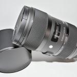【mį】SIGMAの神レンズ「18-35mm F1.8 DC HSM」買ったた♬