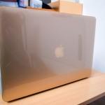 【mį】MacBook Pro Retina 2012用のカバーを買い替えた