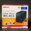 【mį】BUFFALO リンクステーション RAID機能搭載 ネットワーク対応HDD 4TB LS220D0402を購入