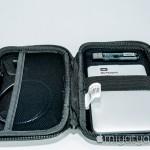【mį】ケースロジックの汎用ポータブルHDD収納ケースCL-HDC01BKでWD My Passport for Macを保護!!