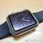 【mį】Apple Watchを車用ガラス系コーティング剤ブリスXでコーティング!!