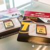 【mį】RAWで連写も多くなってきたので容量の多いSDカードを追加