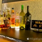 【mį】LED温度湿度電波時計を買った♬