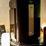 【mį】去年買い換えたダイキンの空気清浄機MCK70P-Tの加湿器機能を稼働させた