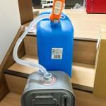 【mį】電動灯油ポンプを導入!!