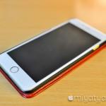 【mį】母のiPhone6Plusの保護フィルムを張り替える