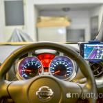 【mį】iPhone6Plusの車載ホルダーの位置を移動した