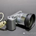 【mį】SIGMA 19mm F2.8 DN Art 単焦点広角レンズをNEX-5Rに装着!!