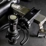 【mį】DJI OSMOにRODE VideoMicroとOsmo クイックリリース360°マイクホルダーを装着!!