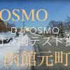 【mį】DJI OSMO 日中撮影テスト @函館元町公園
