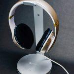 【mį】Satechi USB3.0 ポートx3と3.5mmAUXポート付きアルミニウム ヘッドホンスタンド