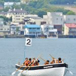 【mį】第8回函館ペリーボート競漕に行って来ました!!