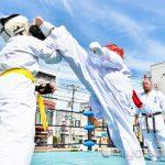 【mį】湯の川温泉プロレス祭りpresents道南フルコンタクト空手交流試合 「flash-1」