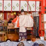 【mį】大森稲荷神社 節分祭