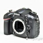 【mį】マップカメラの中古保証でD7200を修理に出した