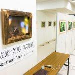 【mį】佐野文男 写真展 「春・エゾリスの引っ越し」を見に行って来ました