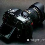【mį】Nikon D850・AF-S NIKKOR 24-120mm f/4G ED VR・SONY XQD Gシリーズ・XQDカードリーダー・ケンコートキナZX プロテクター諸々ご紹介!!