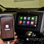 【mį】AppleCarPlay AndroidAut対応!!carrozzeria FH-9300DVSを装着♬ステアリングリモコンアダプターと純正バックカメラアダプターも購入