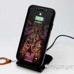 【mį】iPhone X用にQI急速ワイヤレス充電器を購入!!