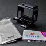 【mį】Deyard Gopro Hero5/Hero6 フレームケースを装着!!