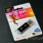 【mį】シリコンパワー USBメモリ 32GB USB3.1 & USB3.0 永久保証を買った
