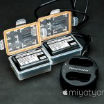 【mį】Newmowa EN-EL15 互換バッテリー 2個 + USB充電器 セットを購入