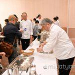 【mį】第7回 世界料理学会 in Hakodate 開催記念パーティー in 五島軒